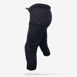 Padded Compression 3/4 Pant